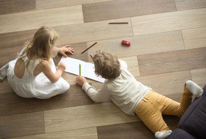 Bodenbelag Kinderzimmer