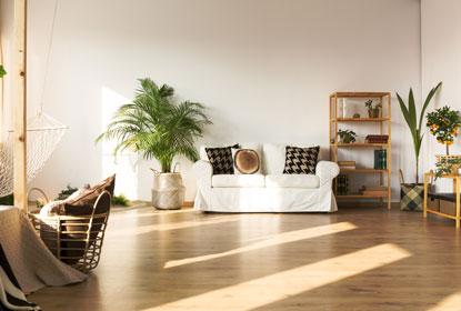 Dielenboden Wohnzimmer
