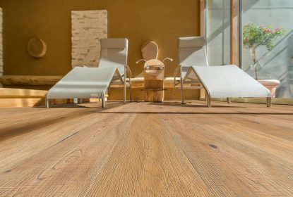 Laminat-Bodenbelag: Sieht aus wie Holz – ist es aber nicht