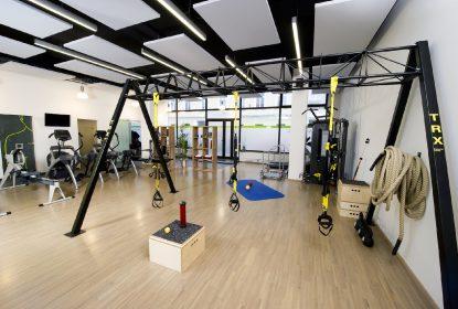 Der richtige Boden für den Fitnessraum