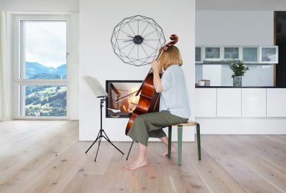 Akustik Holz: Vom Konzertsaal bis zum Kindergeburtstag