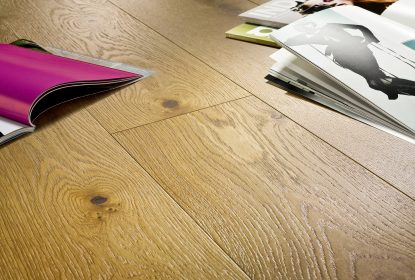 Holzboden lackieren oder ölen?
